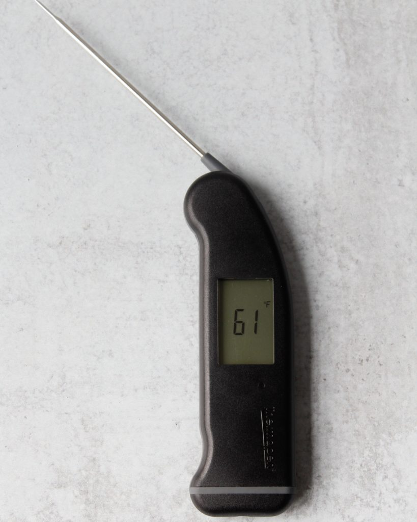 Thermapen Mk4 by Thermoworks. Kitchen essentials.