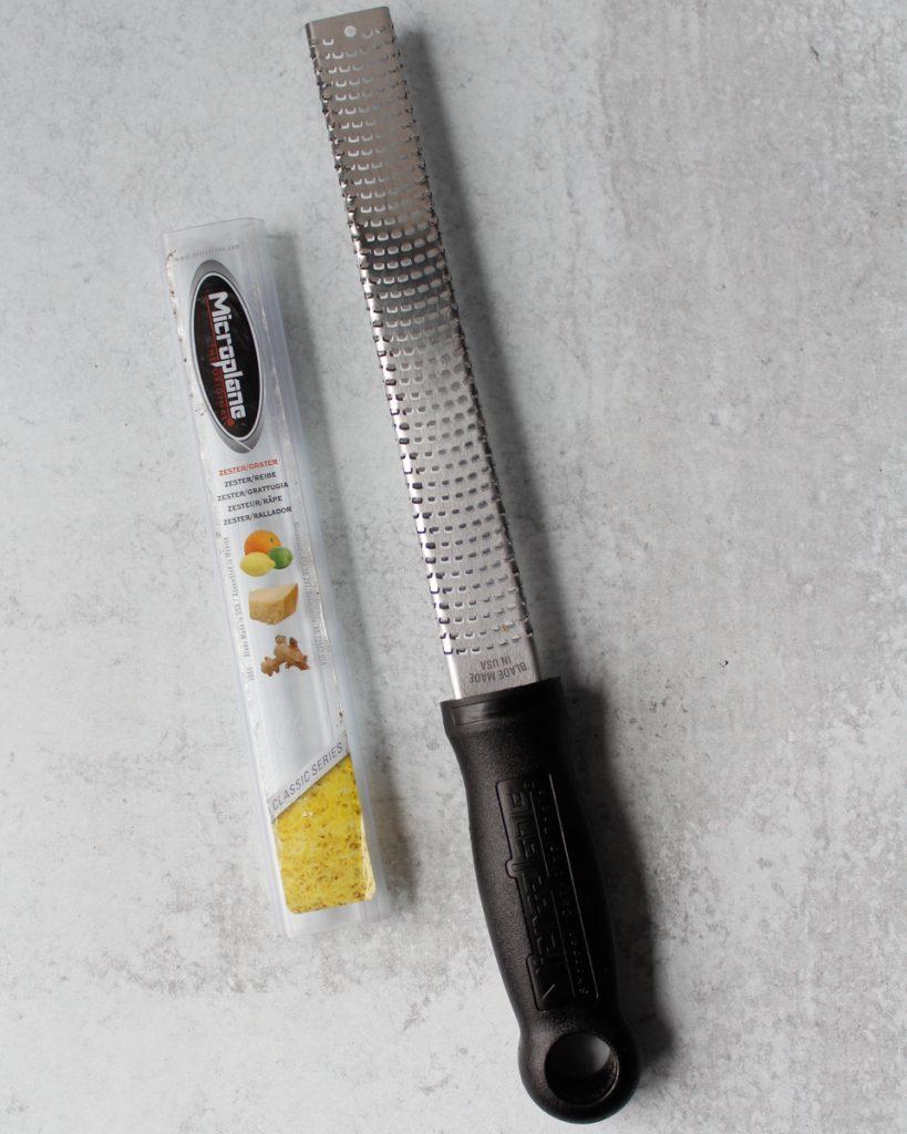 Microplane. Kitchen essentials.